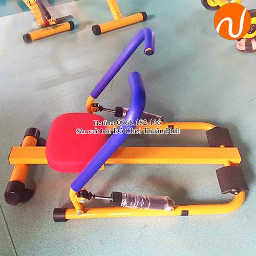 Máy rèn luyện kiểu chèo thuyền đôi cho bé TP-3507-3