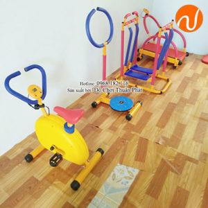Bộ máy chạy tại chỗ cho trẻ em từ 2 đến 5 tuổi