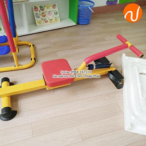 Máy chèo thuyền đơn cho trẻ em từ 2 đến 5 tuổi