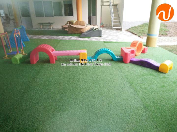 Bộ tập gym, đồ chơi vận động nhập khẩu cho trường mầm non tại Hà Nội-2