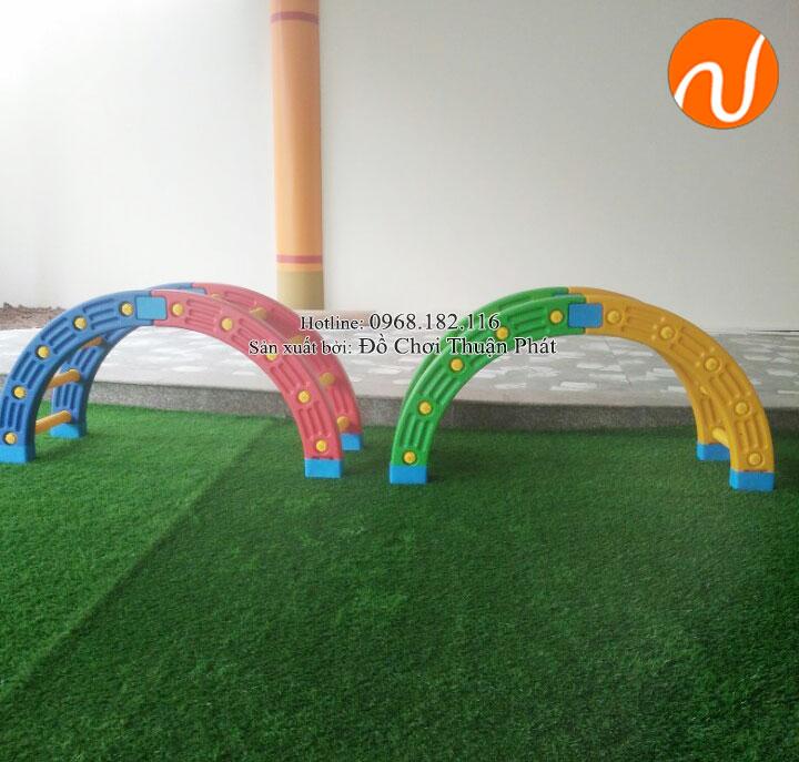 Bộ tập gym, đồ chơi vận động nhập khẩu cho trường mầm non tại Hà Nội-5