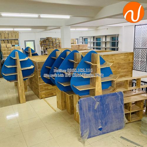 Cây ốp tường trang trí lớp học mầm non TP-1301-6
