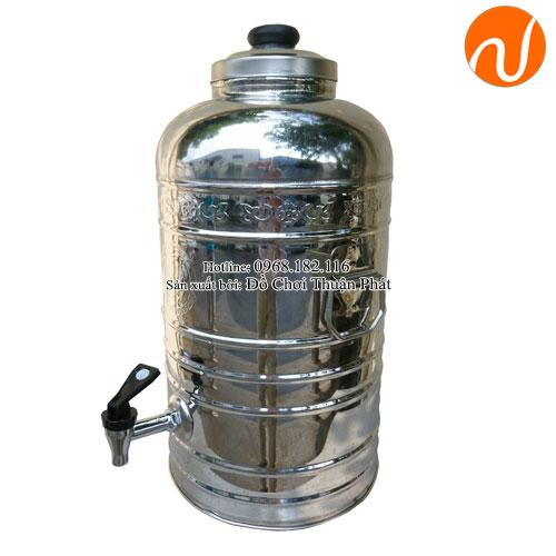 Bình ủ nước inox sai gòn giữ nhiệt tốt