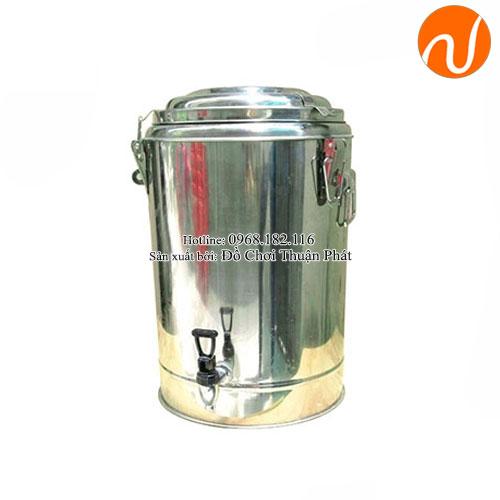 Bình ủ nước bằng inox giữ nhiệt tốt