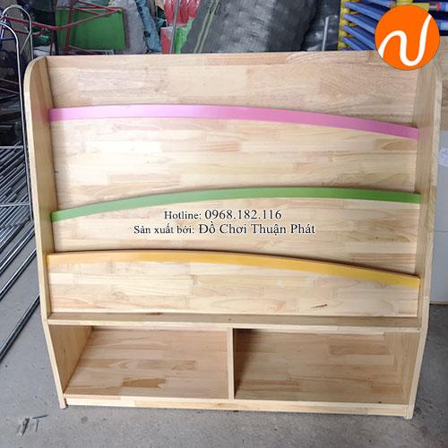 Giá sách montestori mầm non TP-1203-3