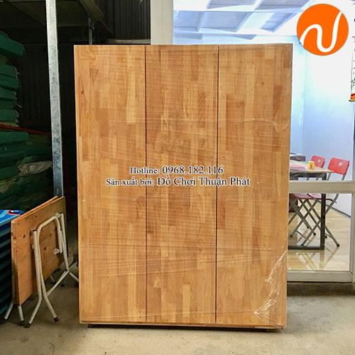 Tủ đựng chăn chiếu trường mầm non TP-1207-1