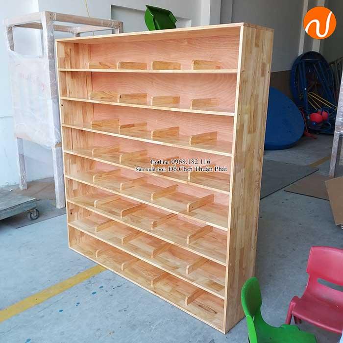 Tủ giày dép trường mầm non TP-1208-10
