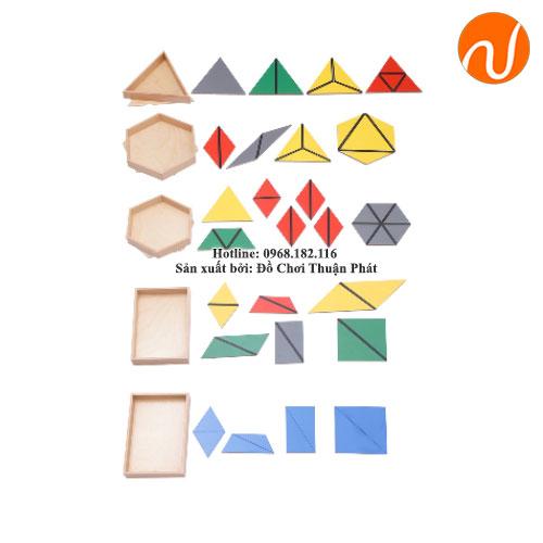 5 hộp cấu tạo tam giác GC36-065