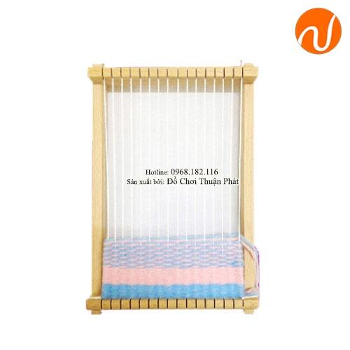 Giáo cụ montessori khung dệt GC36-449