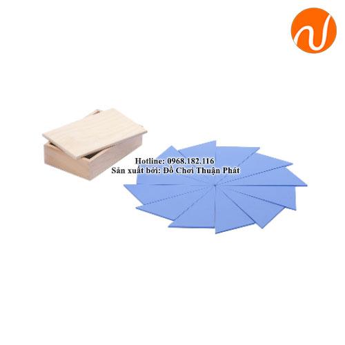 Hộp cấu tạo tam giác hộp chong chóng GC36-066