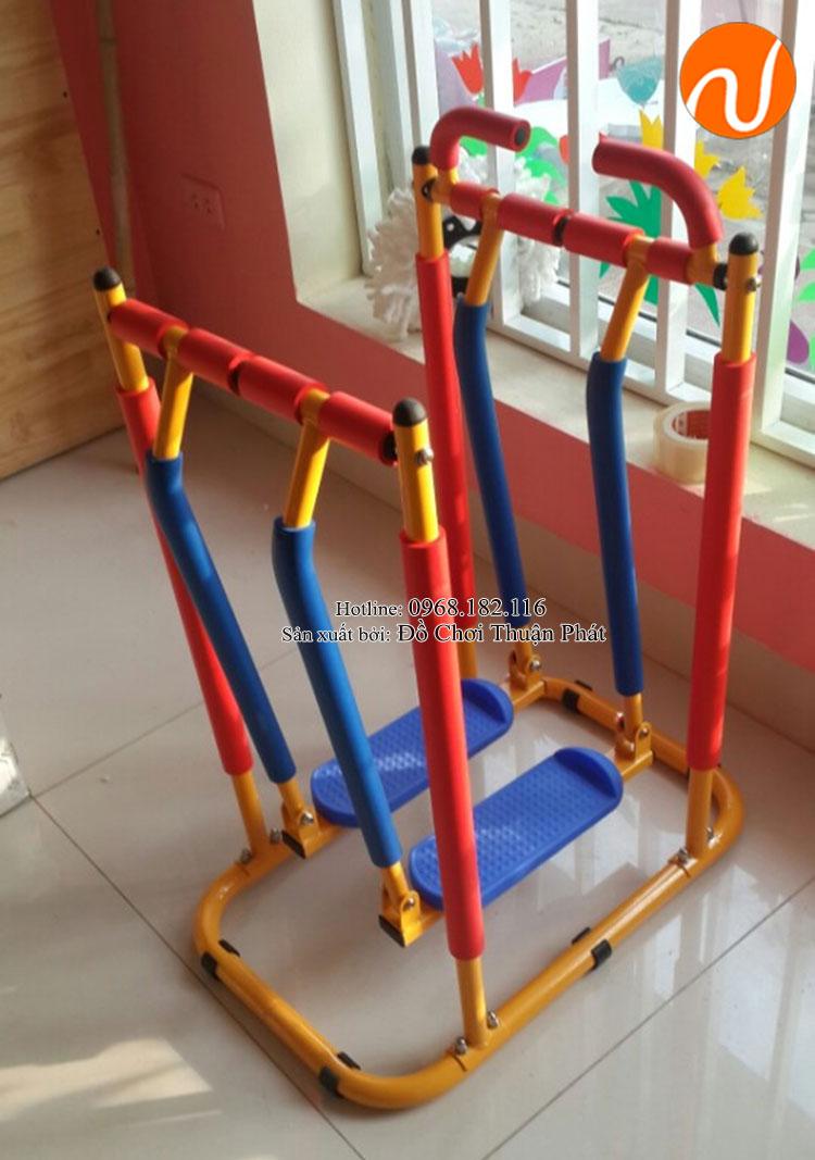 Cung cấp sản phẩm tủ kệ Montessori đồ chơi vận động tại Hà Nội-6