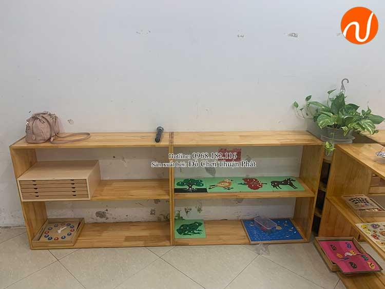 Giao kệ Montessori cho khách hàng mở lớp học Montessori tại Hà Nội-5