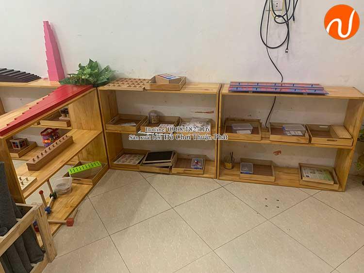 Giao kệ Montessori cho khách hàng mở lớp học Montessori tại Hà Nội-7