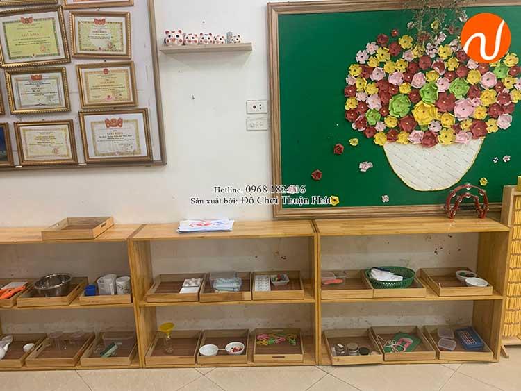 Giao kệ Montessori cho khách hàng mở lớp học Montessori tại Hà Nội-8