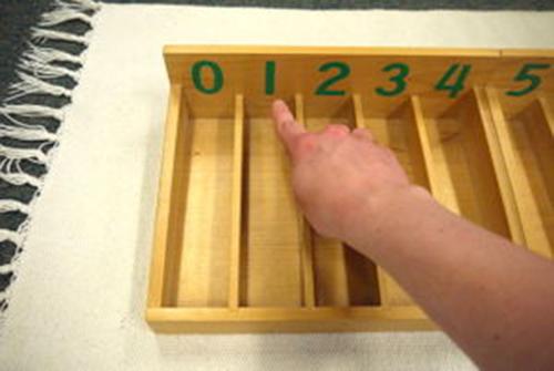 Hướng dẫn sử dụng giáo cụ Montessori hộp 45 que tính màu tự nhiên-3