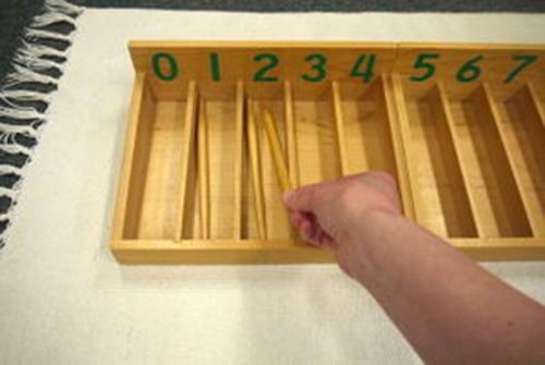 Hướng dẫn sử dụng giáo cụ Montessori hộp 45 que tính màu tự nhiên-6