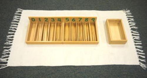 Hướng dẫn sử dụng giáo cụ Montessori hộp 45 que tính màu tự nhiên-8
