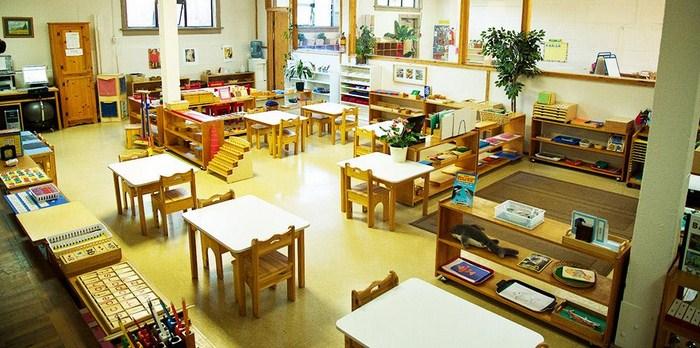 Tư vấn thiết kế lớp học Montessori khoa học và đẹp nhất-1