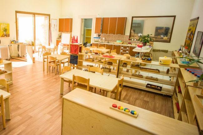 Tư vấn thiết kế lớp học Montessori khoa học và đẹp nhất-2