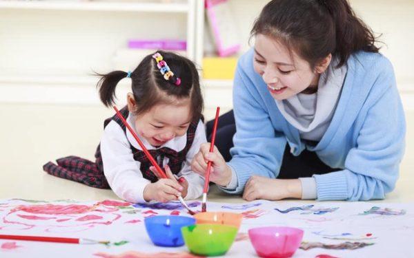 Những nguyên tắc cho bố mẹ khi dạy con theo phương pháp Montessori-1