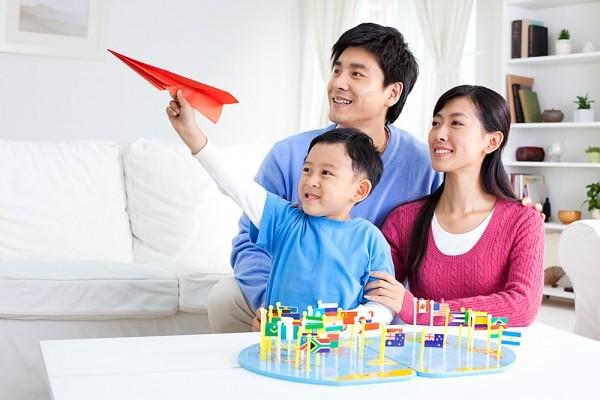 Những nguyên tắc cho bố mẹ khi dạy con theo phương pháp Montessori-2