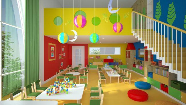 Tư vấn trang trí phòng học Montessori đẹp và tiết kiệm chi phí-1